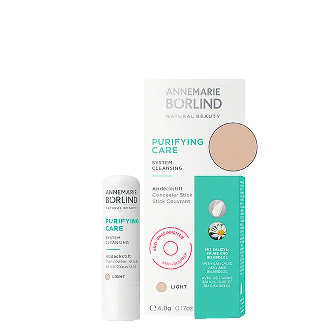 Purifying Care Concealer Light AnneMarie Börlind