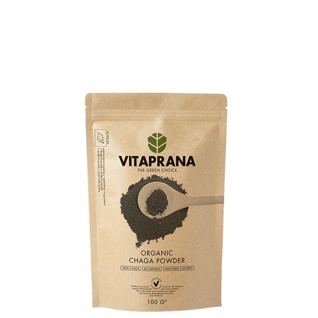 Vitaprana Organic chaga powder