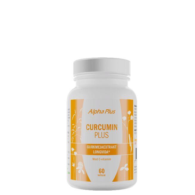 Curcumin Plus 60 kapslar