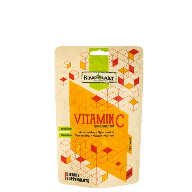 Vitamin C Syraneutral 200g Rawpowder