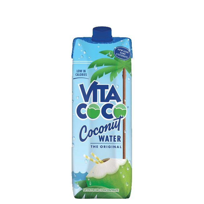 Vita Coco Kokosvann Naturell, 1 liter