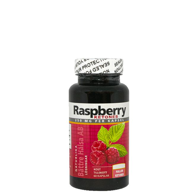 Raspberry Ketones, 60 kapslar