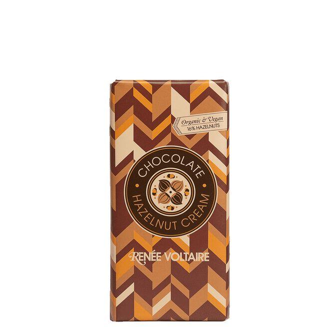Chokladkaka med Hasselnötskräm Renée Voltaire