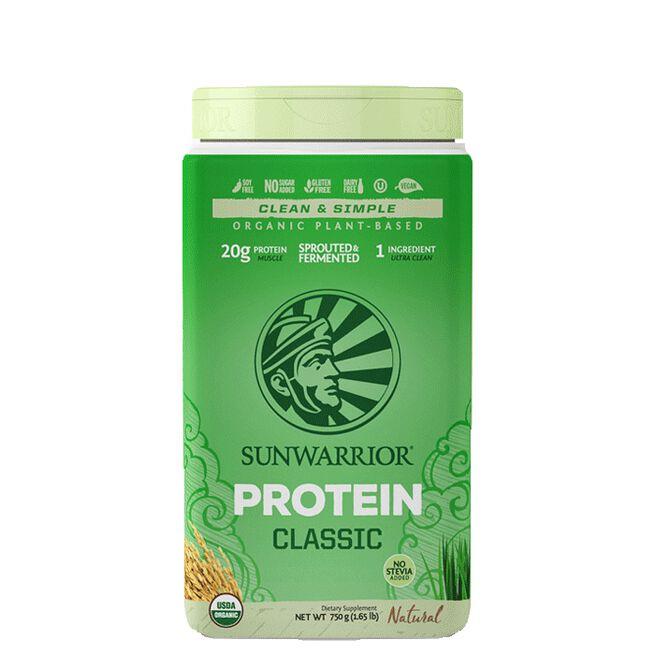 Sunwarrior Risprotein Naturell