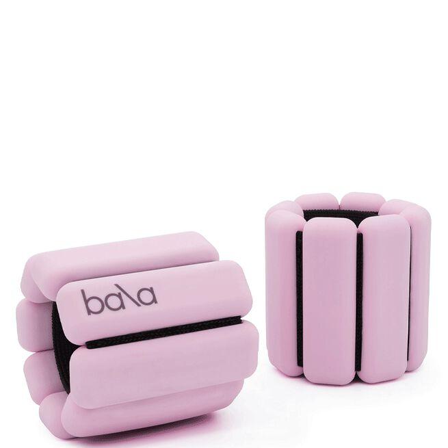 Bala 1lb Ankle/Wright Weights - Blush