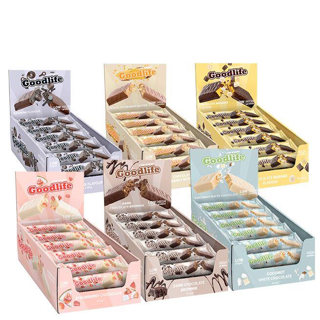 Goodlife low sugar big buy set