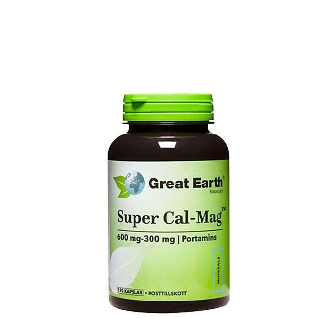 Super Cal/Mag 300/300, 120 kapsler