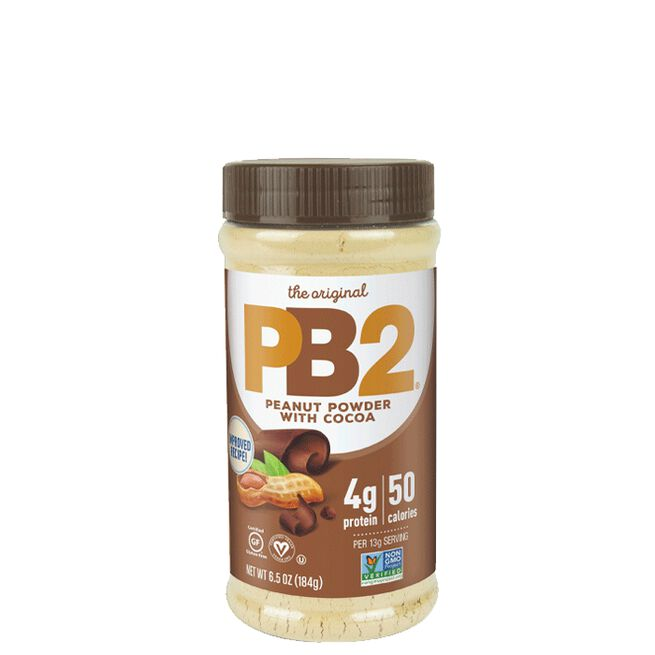Bell plantation P2B Powdered Peanut Butter, 184 g, Cocoa