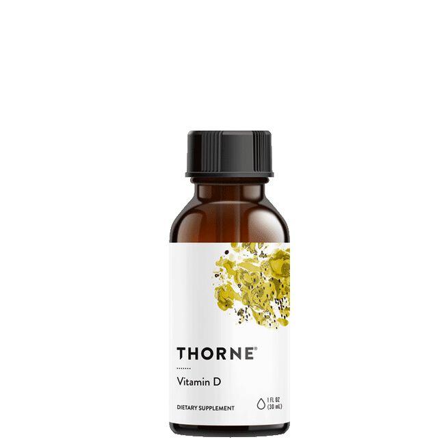 Vitamin D, 30 ml Thorne