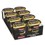 8 x Ehrmann Protein Pudding, 200 g, Caramel