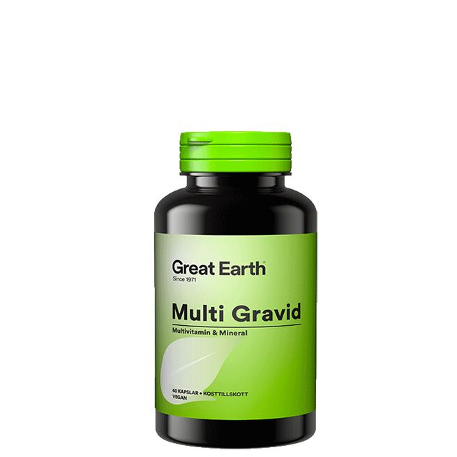 Multi Gravid Great Earth