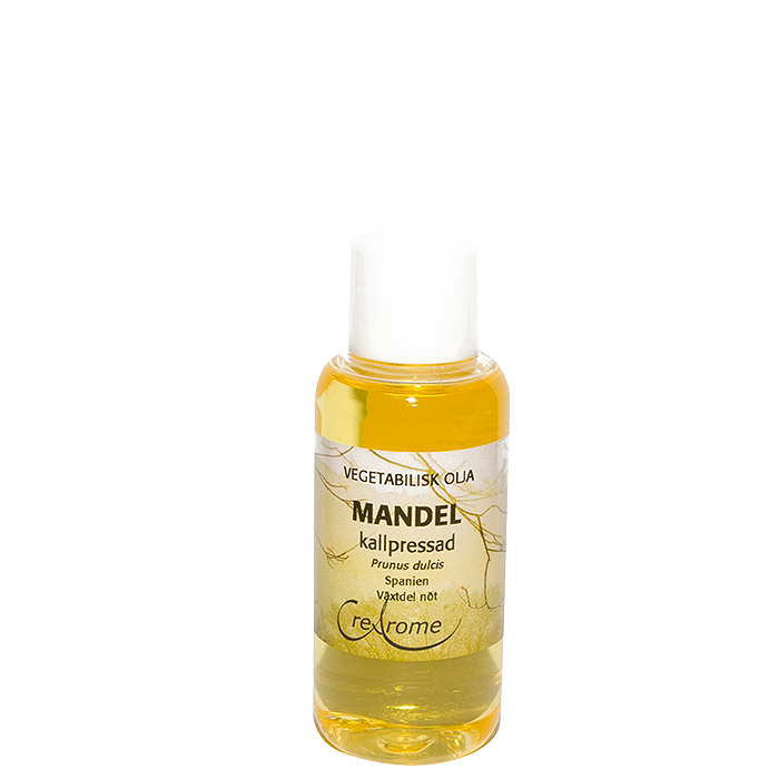Mandelolje – baseolje 100ml kaldpresset